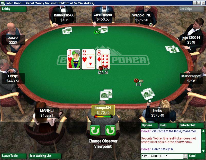 Bonus everest poker sans depot motherboard memory slots not working