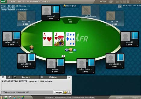 Pmu poker bonus depot roulette spin results