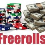 Les tournois de poker gratuit : Les Freeroll, la sélection