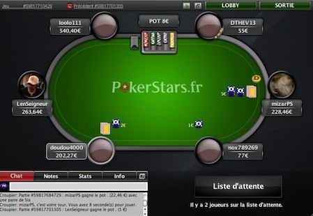 Bonus premier depot pokerstars.fr