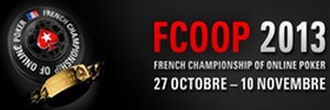 french Championship Of Online Poker-2013