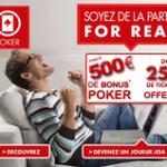 Du poker gratuit : 25 euros offert sur JOA Poker