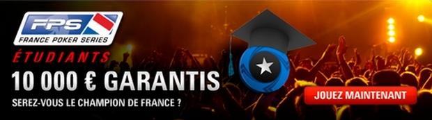 Championnat de France de poker étudiant
