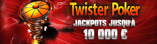 twister poker sng