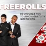 Freeroll Betclic Poker : 400 euros par jour offerts sur des tournois gratuits