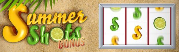 winamax bonus summer shots