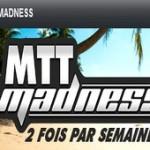 Les MTT Madness de Turbo Poker : Des tickets de freeroll offerts 2 fois par semaine pendant l'été
