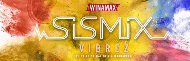 La 3ème édition du Sismix sur Winamax Poker