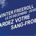 Participez gratuitement au Winter Freeroll de PMU Poker : 20.000€ de prizepool le 20 décembre 2016