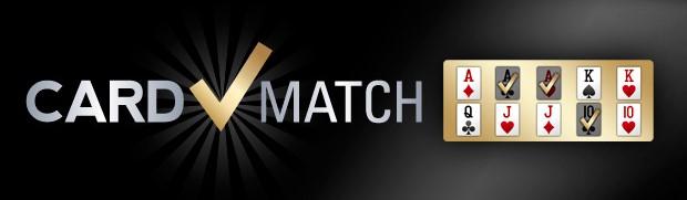 Profitez de l'offre CardMatch aux tables de cash Game de PokerStars