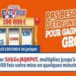Les Sit and Go Jaqkpot de PMU Poker : Profitez de prizepools pouvant atteindre les 100.000€