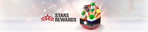 Jackpot de 50.000€ à partager sur PokerStars.fr lors des Stars Rewards