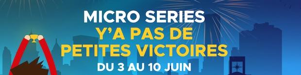 Profitez d'un buy-in réduit sur 32 tournois avec Betclic du 3 au 10 juin