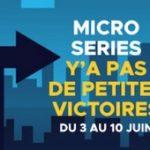 Micro Series 2018 sur Betclic : 32 events à prix réduits du 3 au 10 juin dont un High Roller à 30.000€