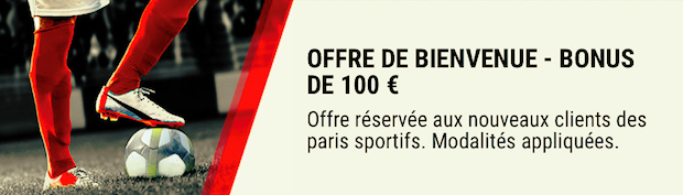 Bonus à l'inscription Betstars