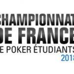 Championnat de France de Étudiant 2018 avec PokerStars : 10.000€ et un pass PSPC mis en jeu