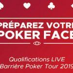 Barrière Poker Tour 2019 sur Betclic.fr : accédez aux tournois du circuit live à partir de 5€