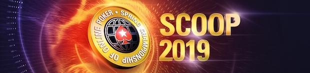 Jackpot de 15 millions d'euros à partager lors du SCOOP 2019 PokerStars