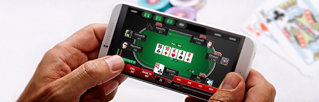 Application mobile de PokerStars
