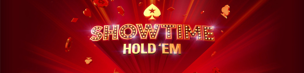 Hold'Em Showtime sur PokerStars