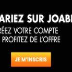 Offre de bienvenue JOABet turf : votre 1er pari hippique remboursé en cash pour 100€ + 100€ à dépenser au casino